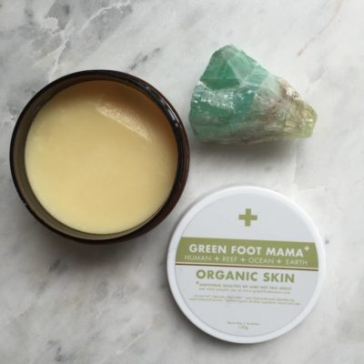 Organic Skin Holistic Multi-use Balm for face and body