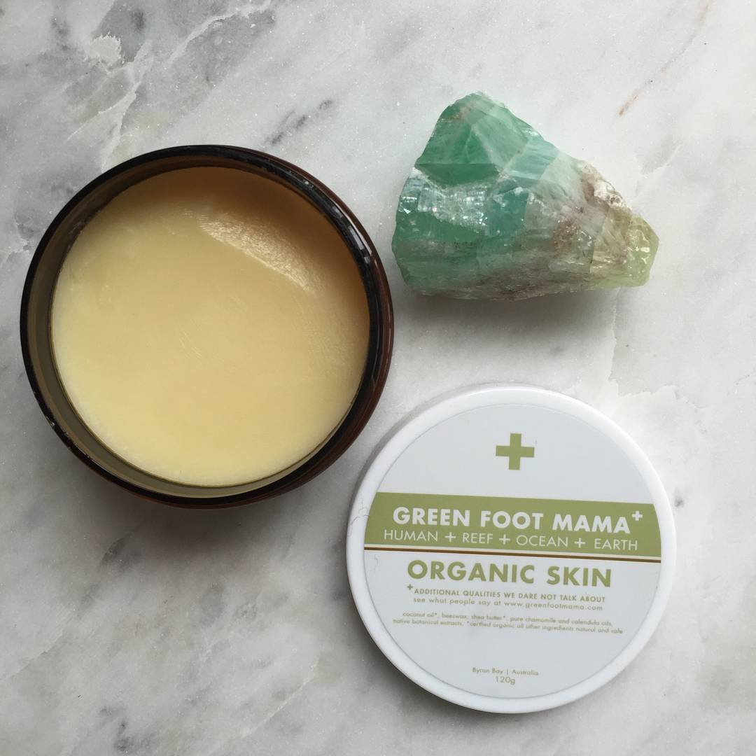 Organic Skin Holistic Multi-use Balm for face and body