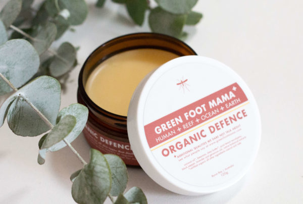 Heal sore muscles instantly with Organic Defence