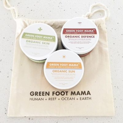 Trio Pack Organic Moisturising Balms for face and body